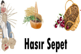 Hasır Sepet